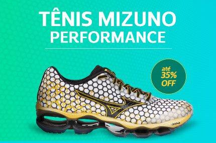 Tênis Mizuno Performance