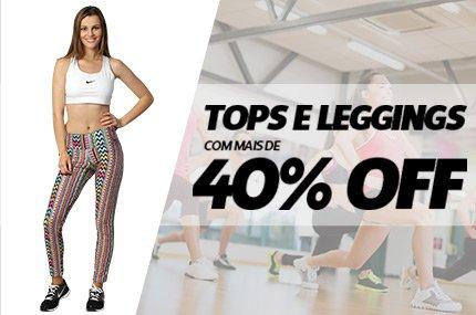 Tops e Leggings