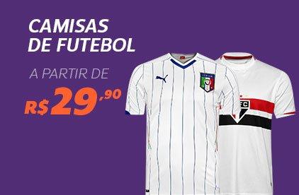 Camisas de Futebol a partir de 37,38