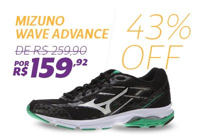 Mizuno Wave Advance
