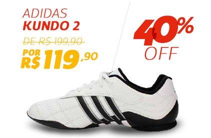 Adidas Kundo 2 - De  199,90 Por 119,90 - 40% OFF