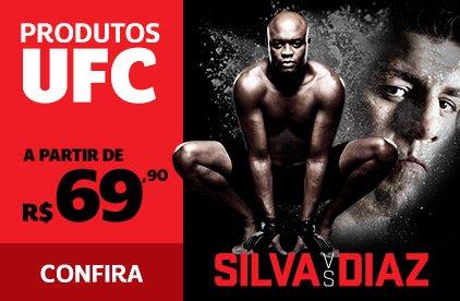 Produtos UFC a partir de 69,90