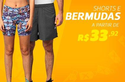 Shorts e Bermudas a partir de 33,92