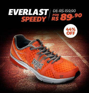 Everlast Speed - De 159,90 Por 89,90