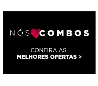 Nós ♥ Combos. Confira as melhores ofertas. Clique aqui!
