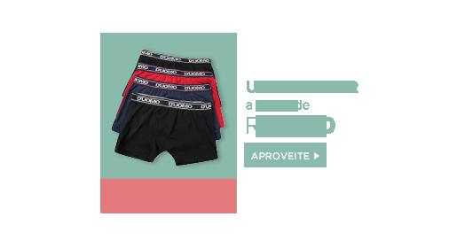 Underwear a partir de R$ 16,90. Clique aqui!