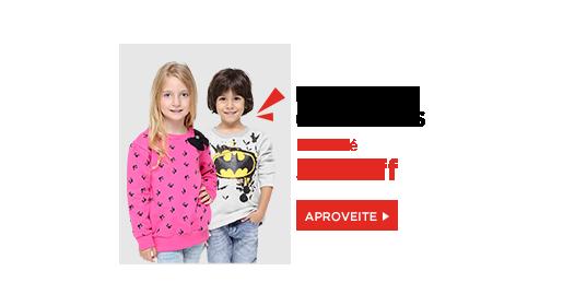 2 produtos para os pequenos por R$99,00. Clique aqui!